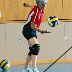 55+ Fachtest Volleyball